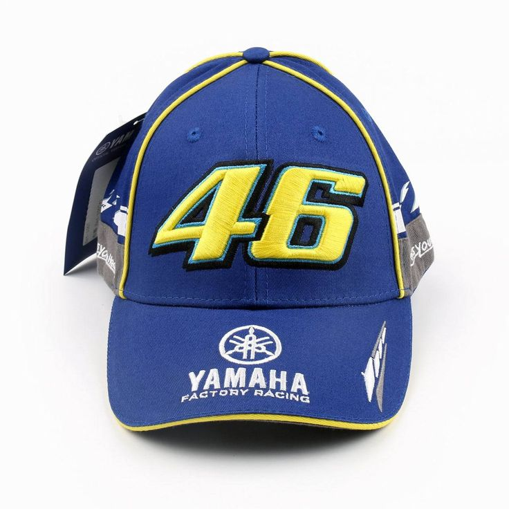 Mad Hornets - Fashion Racing Moto MotoGP Valentino Rossi 46 Baseball Hat Peaked Cap, 1007, $23.99 (http://www.madhornets.com/fashion-racing-moto-motogp-valentino-rossi-46-baseball-hat-peaked-cap-1007/)