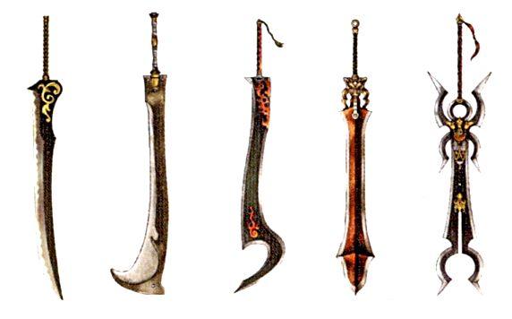 Elemental Katana | List of Final Fantasy X Weapons - The Final Fantasy Wiki has more ...