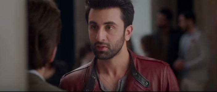 Did you spot SRK in the ADHM trailer?