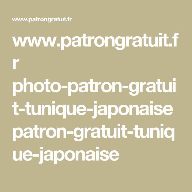 www.patrongratuit.fr photo-patron-gratuit-tunique-japonaise patron-gratuit-tunique-japonaise