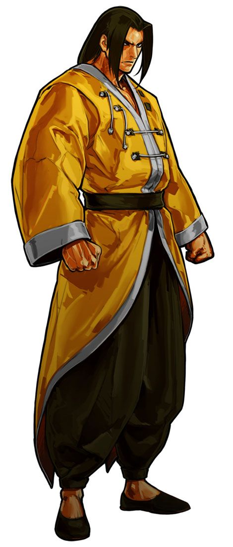 Gato - The King of Fighters XI