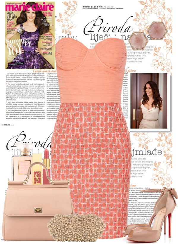 """""""Charlotte York - Sex And The City"""" by chocolatebuzz on Polyvore"""