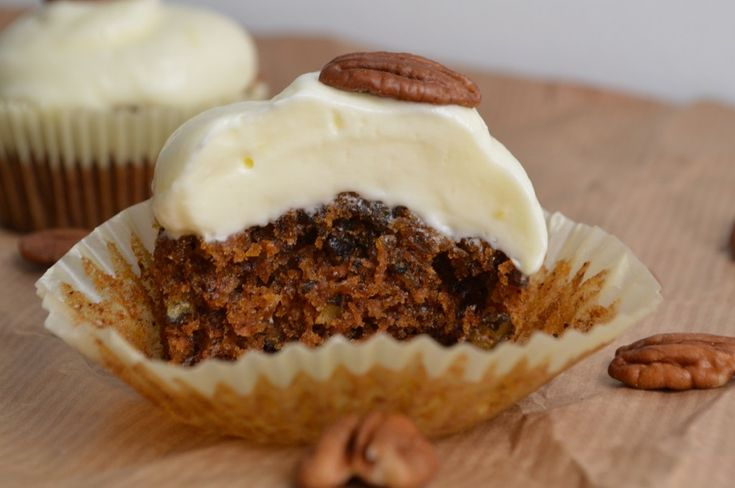 Gulerodscupcakes #cupcakesDK
