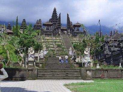 Pura Besakih-Bali Indonesia