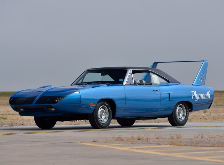 1970 Plymouth Road Runner Superbird (RM23)