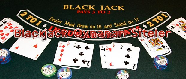 Blackjack Oynanan Siteler