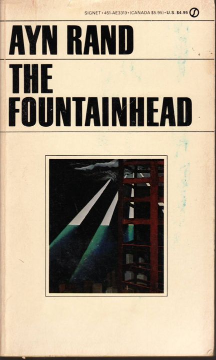 ayn rand s the fountainhead individualistic power Donald trump once said he identified with ayn rand's character howard roark in the fountainhead, an architect so upset that a housing project he designed didn't meet his specifications he had it dynamited.