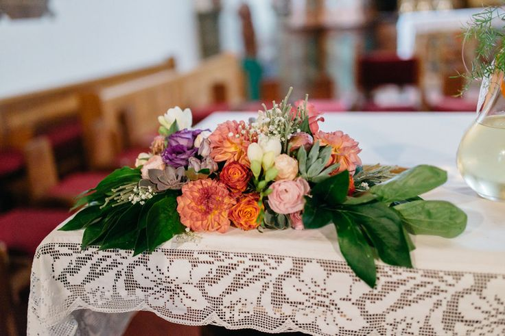 Wedding Centerpiece (poročni aranžma)