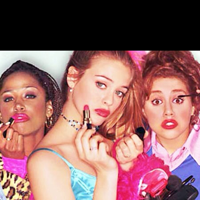 clueless. still know this movie by heart