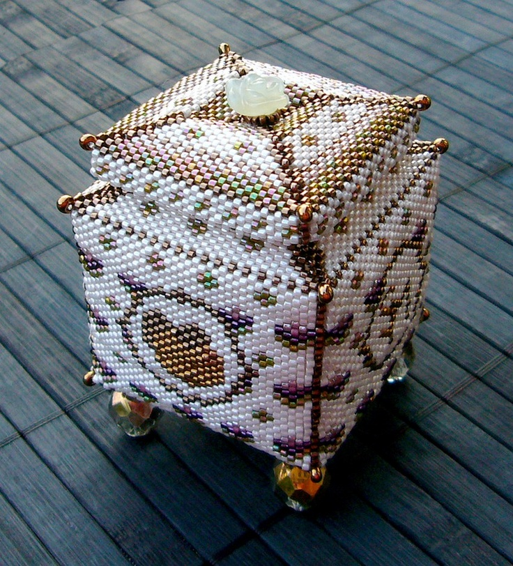 1000+ Images About Beaded Box On Pinterest