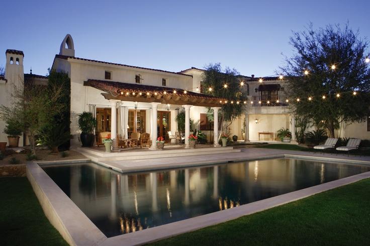 CANDELARIA DESIGNED - CHRISTIANSEN BUILT  I  Paradise Valley, AZ  I  Walt Danley Realty