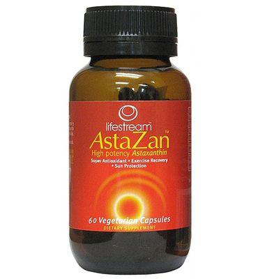 Astazan - Lifestream - 60 Capsules   Shop New Zealand