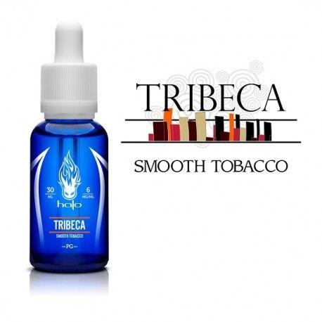 Halo Tribeca E Liquid | 100ml bottle tobacco flavoured nicotine e juice shipped Australia and NZ wide