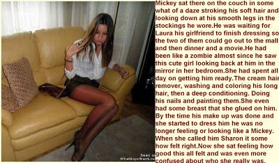 Sissy boy is forced to watch and clean charlotte sartre - 3 4