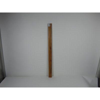 SeaTeak Solid Teak Lumber Plank Size: 0.