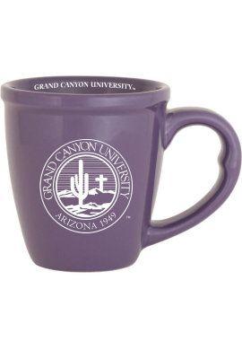 Product: Grand Canyon University Cappuccino Mug