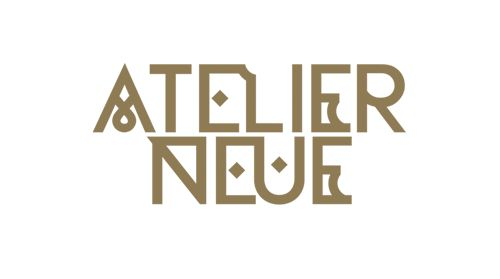 Atelier Neue Typeface by Samuel Carter Mensah, via Behance