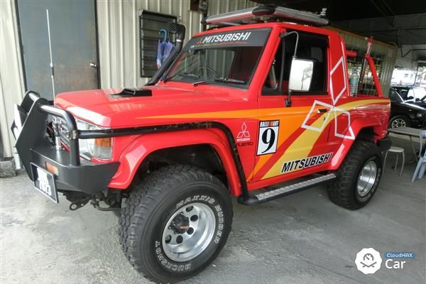 Used 1986 Mitsubishi Pajero 2.5 for sale by WAAuto for RM 82,800