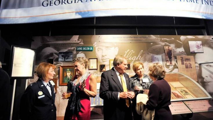 The Georgia Aviation Hall of Fame will present its sixth annual mystery dinner theater in November at the Museum of Aviation. The event is a benefit for the aviation hall.