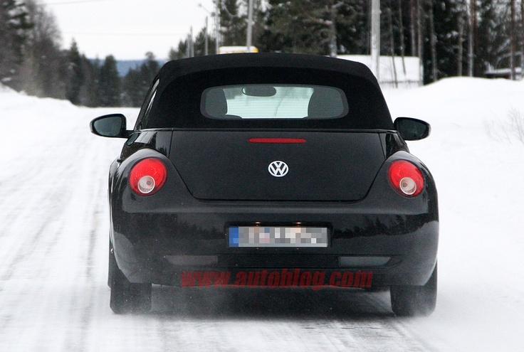 Volkswagen Coccinelle Cabriolet 2013