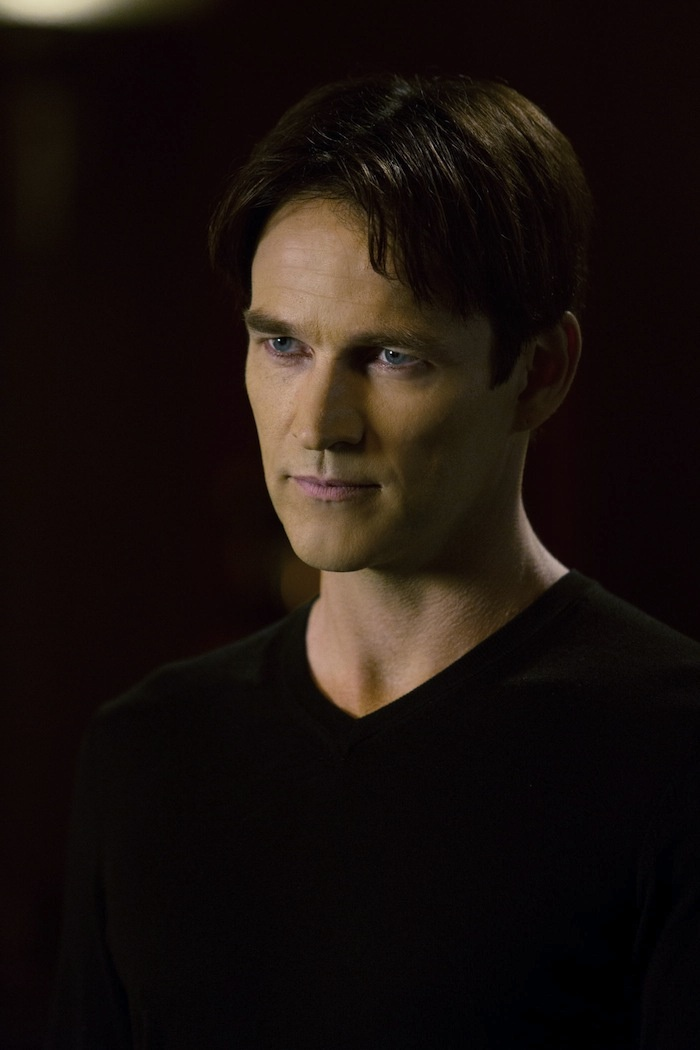 Stephen Moyer as Bill Compton. I am in love with this character...and actor ;) <3