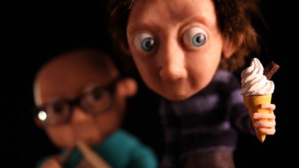 I Am Tom Moody -- 2013 Animation Shorts