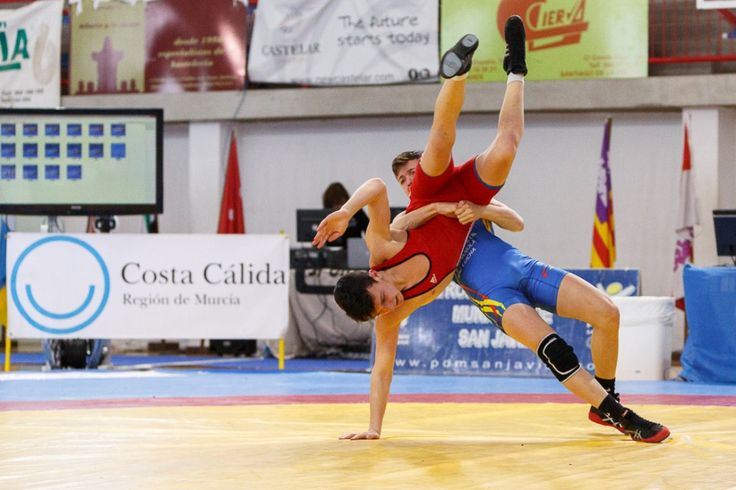 10:00 Lucha | Campeonato de España: Libre Olímpica - Mañana