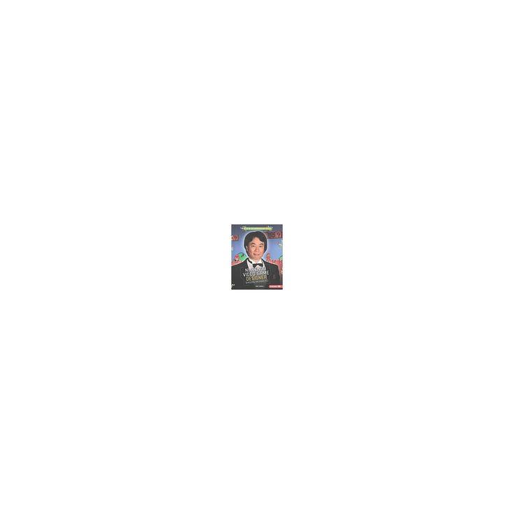 Nintendo Video Game Designer Shigeru Miyamoto (Library) (Kari Cornell)