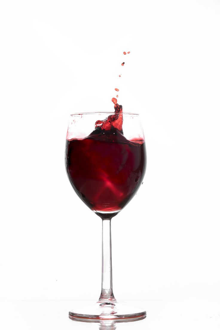 Another experiment with wine #wine, #splash,#glass