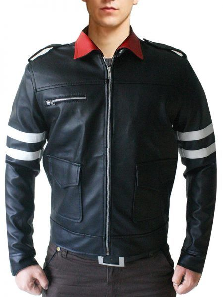 "Prototype Alex Mercer Jacket  The all new edition of Alex Mercer Jacket from the famous video game ""Prototype 2"" Also get free shipping worldwide anywhere in the globe.  Upto 25% Off..!!!"