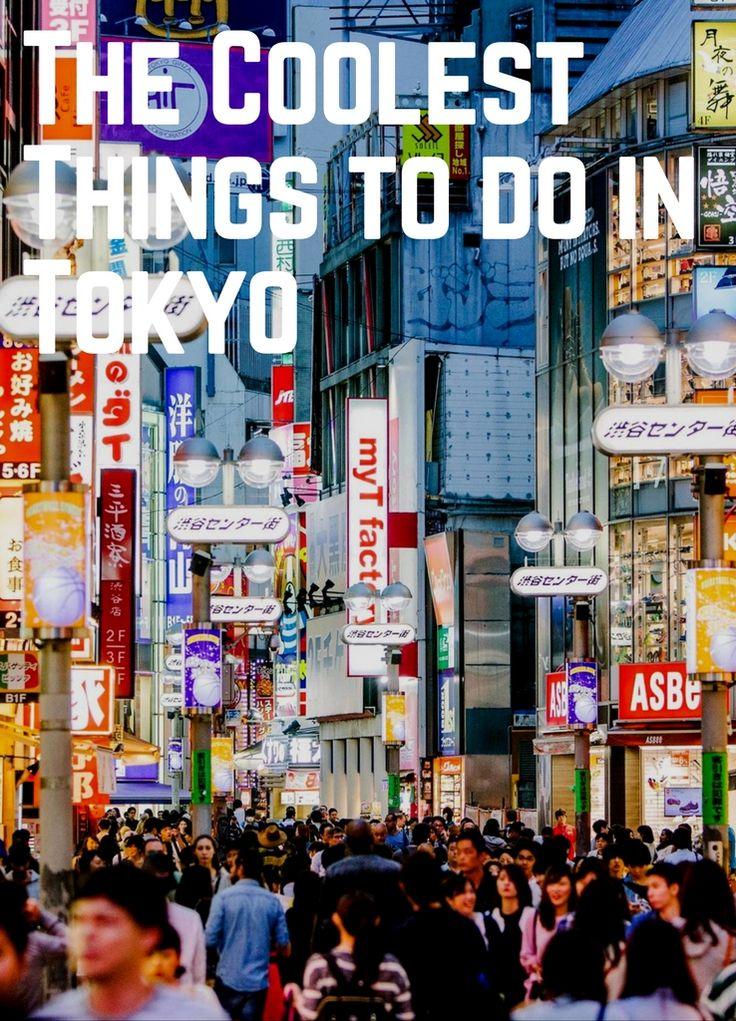 #Tokyo #Japan #Asia #Travel