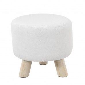 [en.casa] Sgabello con gambe di legno 22,70 €