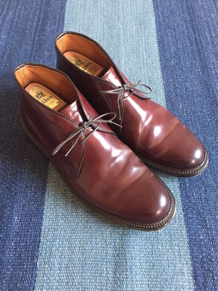 314 Best Shell Cordovan Shoes Images On Pinterest