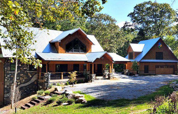 A River Mist Too - Cabin rentals in NC, NC cabin rentals, cabins in Boone NC