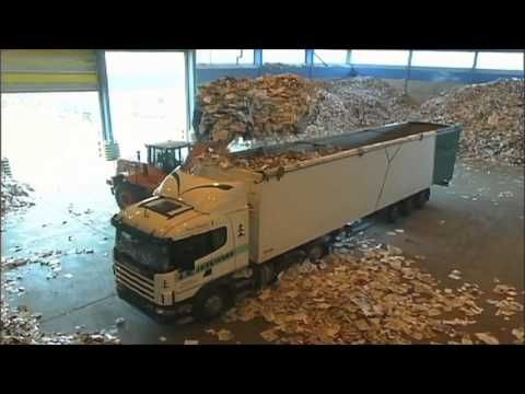 Video 2 Paper Recycling Process - YouTube