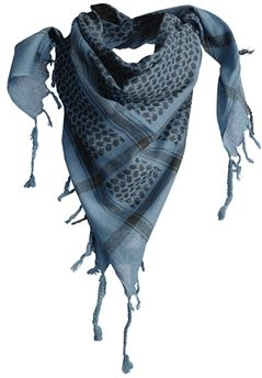 Arab Scarf Shemagh 1388 Teal ! Buy Now at gorillasurplus.com