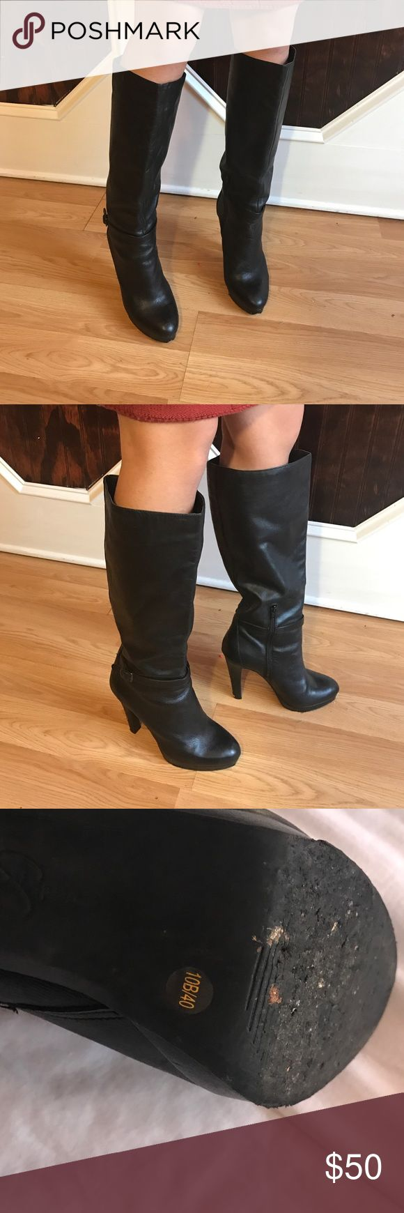 Jessica Simpson boots Great condition , rarely worn Jessica Simpson Shoes Over the Knee Boots