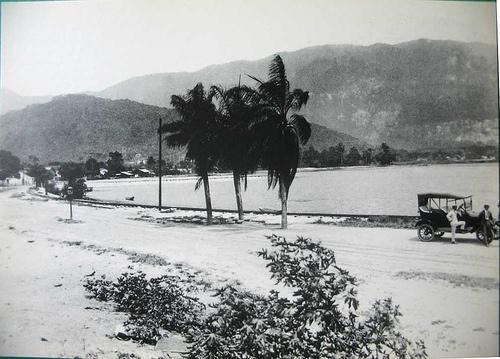 Lagoa Rodrigo de Freitas 1921
