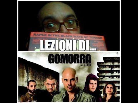 Lezioni di... GOMORRA LA SERIE ! (con Salvatore Esposito)