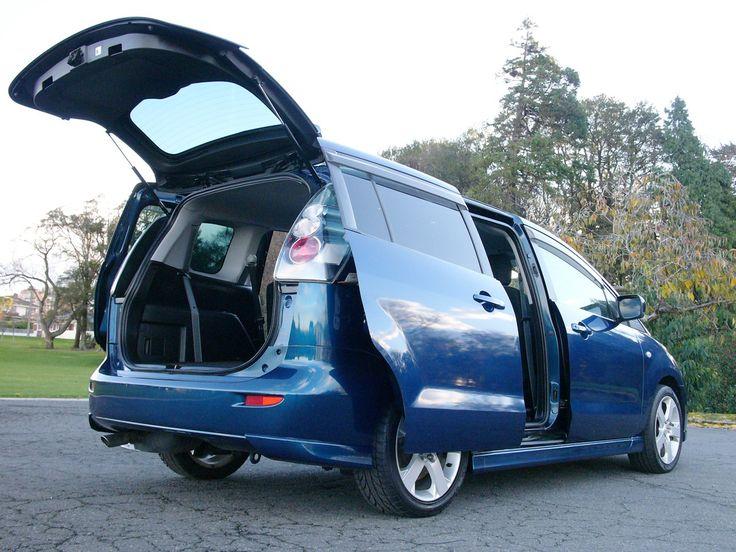 Mazda Premacy 7 seater http://www.gilmourmotors.co.nz/used-cars