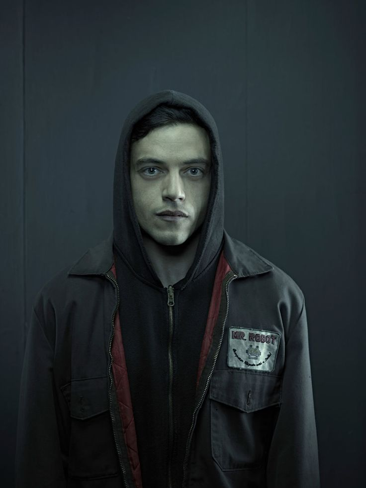 Rami Malek as Elliot Alderson Mr Robot was the most interesting show to come along in years.