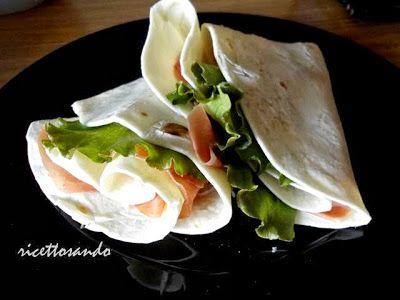 Piadina #ricetta di @luisellablog