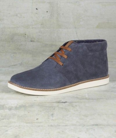 Fred Perry - Stebbing Suede Boot - Automne Hiver 2014