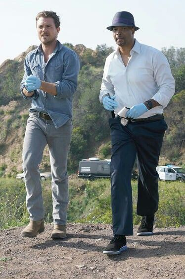 Shows I plan to check out the 2016-17 season: Lethal Weapon (Fox)  Premieres: Wednesday, Sept. 21 at 8/7c Stars: Damon Wayans, Sr., Clayne Crawford, Jordana Brewster, Kevin Rahm, Keesha Sharp Producers: Matt Miller, McG, Dan Lin, Jennifer Gwartz Premise: A remake of the beloved film franchise, Wayans is your new Roger Murtaugh of the LAPD and Crawford is your new Martin Riggs, a former Navy SEAL who moves from Texas to L.A. after losing his wife and child. Photo by: Richard Foreman/FOX