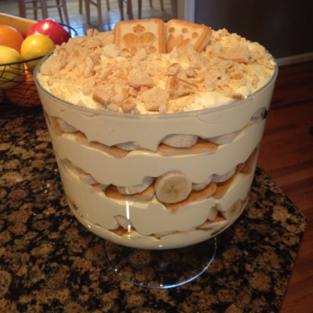 Food Network Chocolate Pudding Trifle