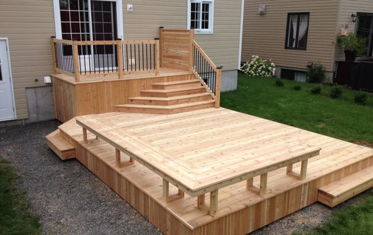 Idée patio - conception et fabrication de patio NO.1 au Québec