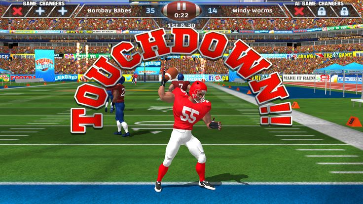 Jamaal Charles is the ultimate force that kicks you into shape so that you can become the Touchdown Chief! http://fnky.link/unleashed