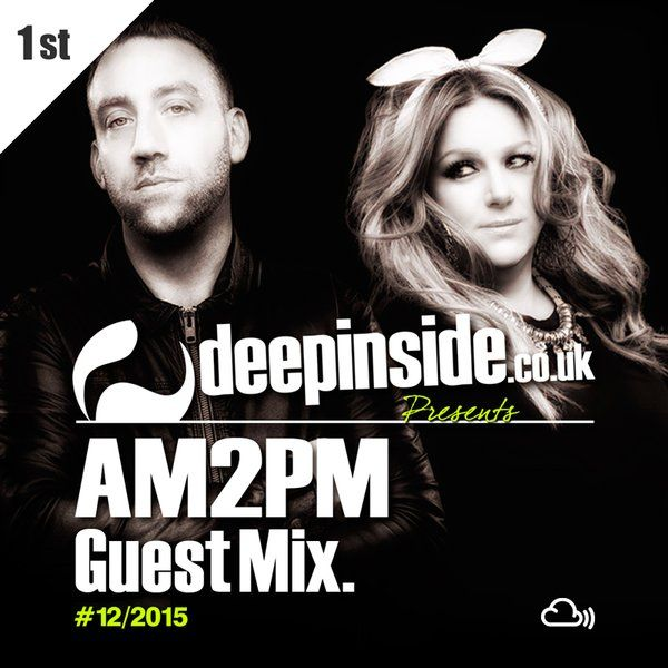 "Check out ""DEEPINSIDE presents AM2PM (Exclusive Guest Mix)"" by DEEPINSIDE Official on Mixcloud #AM2PM #DEEPINSIDE #House #GuestMix #Mixcloud #Radio"