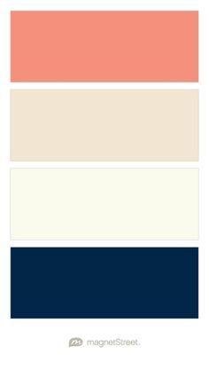 25 Best Ideas About Coral Color Palettes On Pinterest