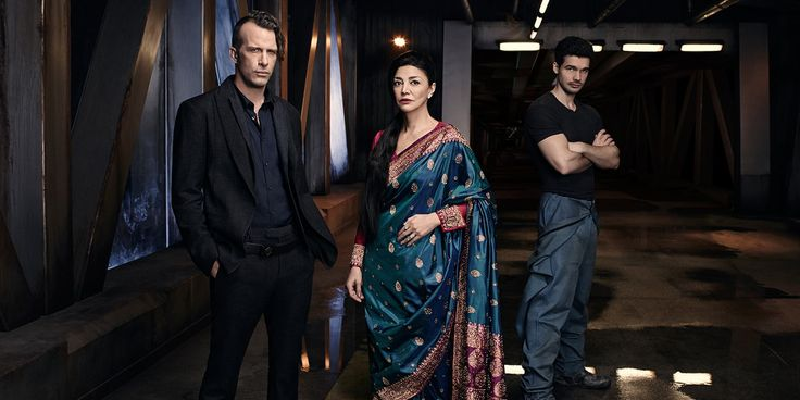SyFy's epic 'The Expanse' is finally streaming